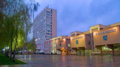 Photo of Sumy State University