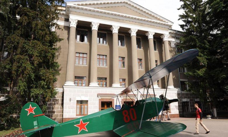 Photo of جامعة جوكوفسكي الوطنية للطيران في خاركوف