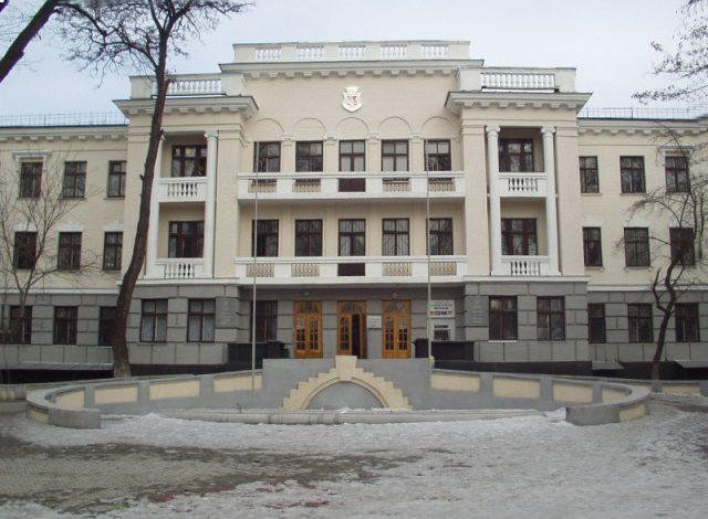 Photo of جامعة زاباروجيا الوطنية التقنية